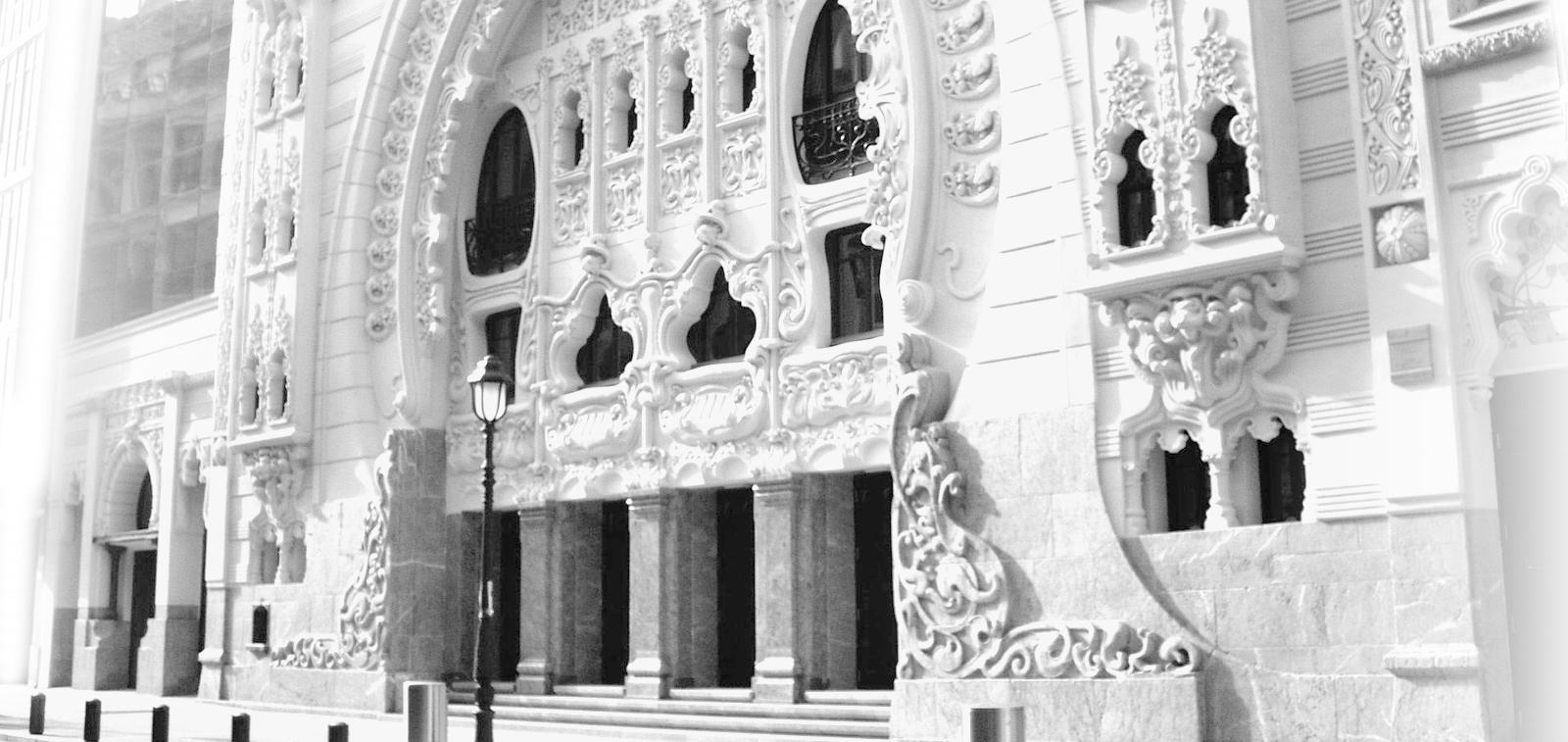 Teatro Campos elíseos Bilbao